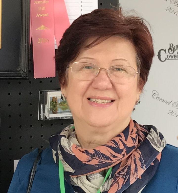 Tatyana Fogarty